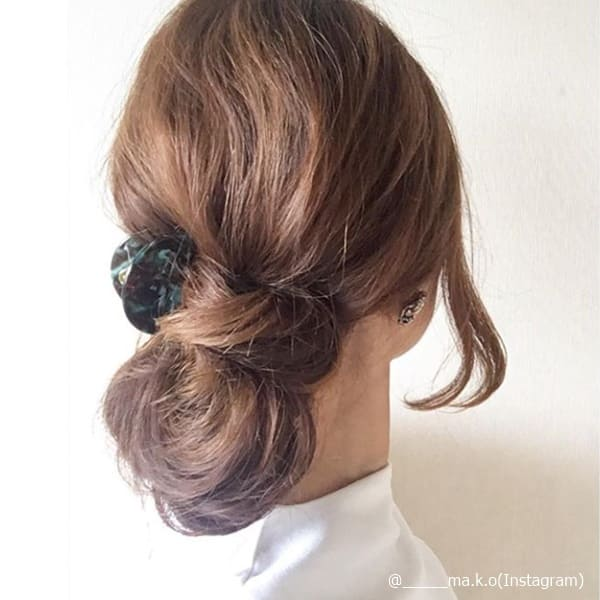 小顔効果も期待♡結婚式やイベントにオススメのヘアアレンジ4選