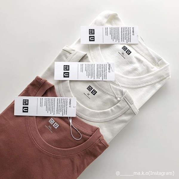 【Uniqlo U】毎年大人気の半袖Tシャツ、みんなが買ってるカラーは?