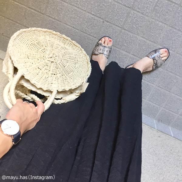 脱マンネリ!「サンダル」で変わる夏のお手本コーデはコレ!