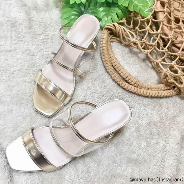 夏のお出かけが楽しくなる♡「オシャレ靴」4選
