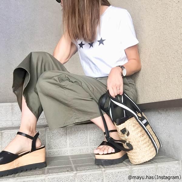 【GU・ZARA・titivate】で見つけた♡秋まで履ける万能サンダル