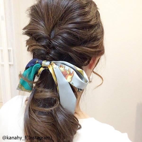 【アクセはオール324円!】ラティスのアクセでつくるデートヘアスタイル♡