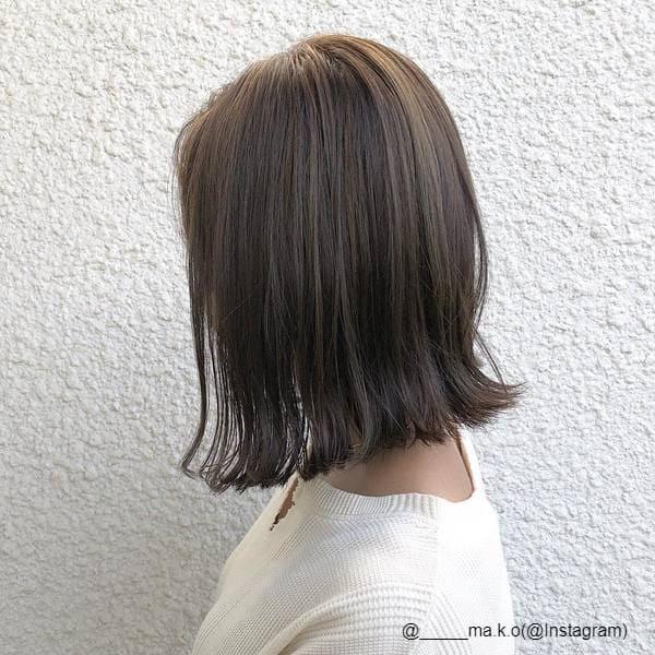 この秋カワイイ髪色は?2019トレンドヘアカラーを徹底調査