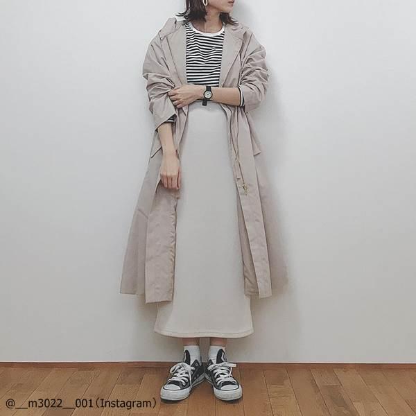 秋冬「トレンチアイテム」上品コーデで週末デート♡オススメ4選