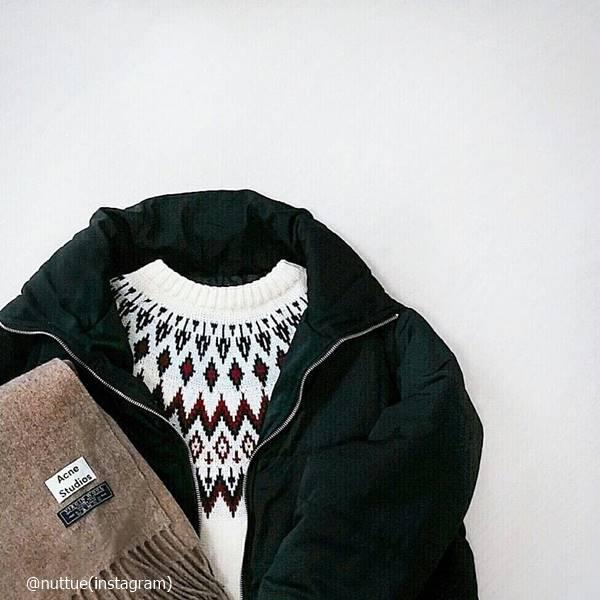 【GUノルディック柄セーター】が今年も発売♡2019年版コーデまとめ