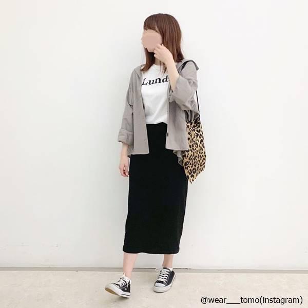 【GU】華奢見え狙えるCPOジャケット♡オススメトレンドコーデ4選