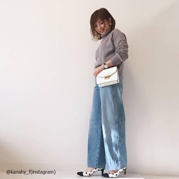【GU・UNIQLO】デニム美人の作り方♡オススメスタイル4選