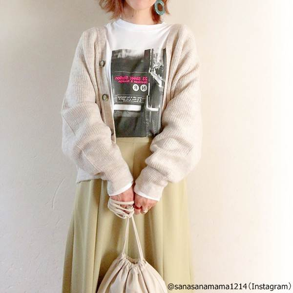 定番ニットで旬コーデ♡【GU】オシャレ賢者に学ぶオススメスタイル4選