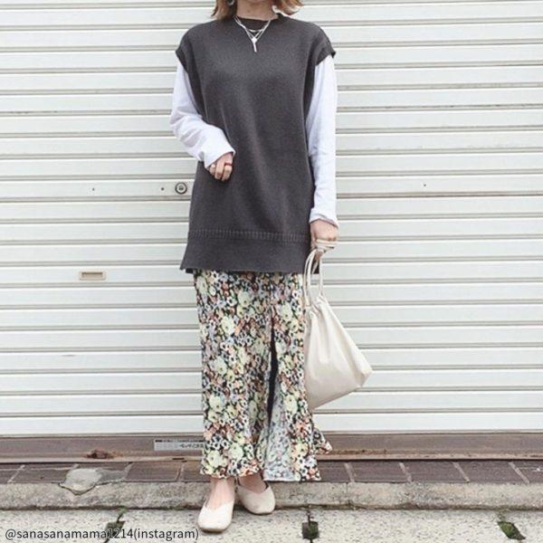 アラサー女子必見【ZARA・しまむら】誰でも大人可愛く着こなせちゃうスカート3選