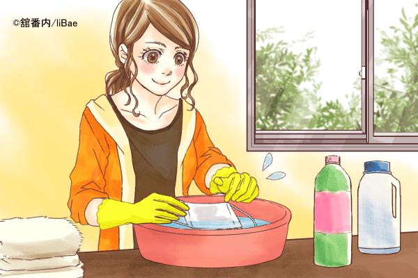 実は間違ってるかも…?!「マスクの正しい洗い方」が知りたい!