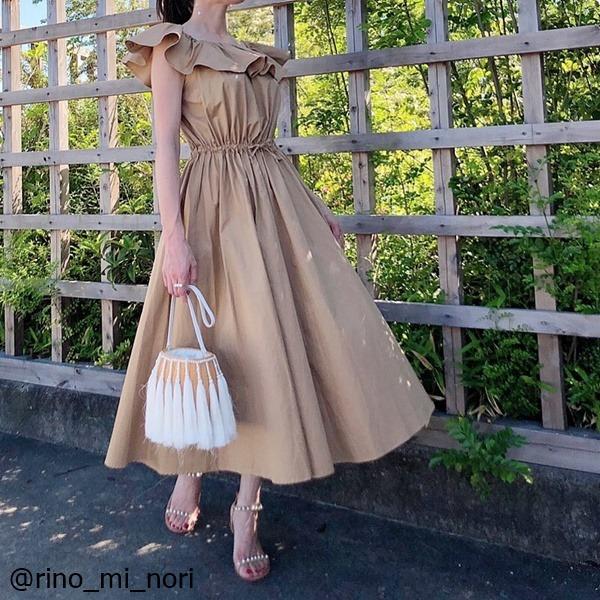 【大人女子必見】おさえておきたい!トレンドスカート&ワンピース3選