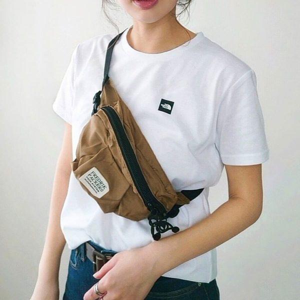 大人カジュアルに憧れる♡「ウエストバッグ」を使ったアウトドアコーデ4選