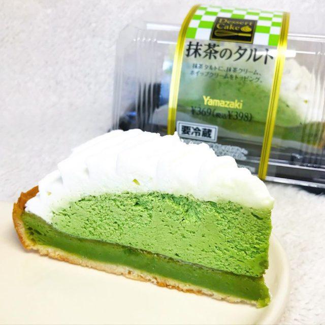 鮮やかなグリーンが魅力的♡【コンビニ 】で買えちゃう美味しすぎる抹茶スイーツ