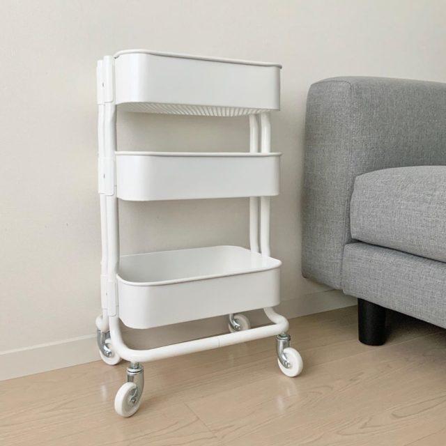 【IKEA・無印良品・ダイソー】スッキリ収納の神アイテムをご紹介!真似してみて