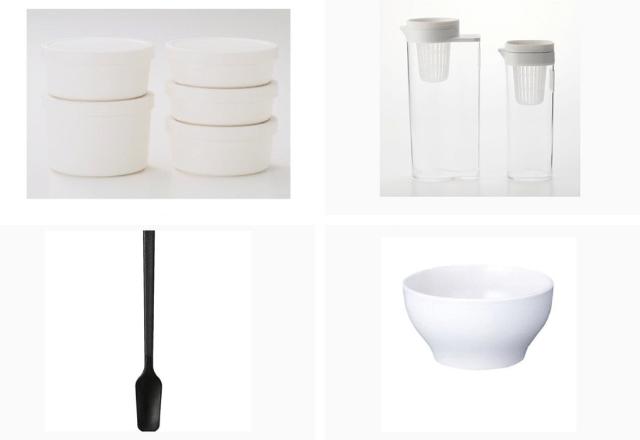 持ってるだけでオシャレな暮らし!?【無印】デザイン◎なキッチンアイテム4選