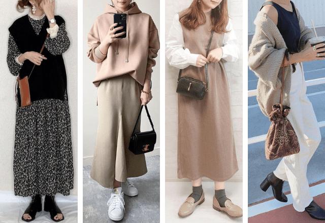 【DHOLIC】人気韓国ブランドで作る!「秋コーデ」4選