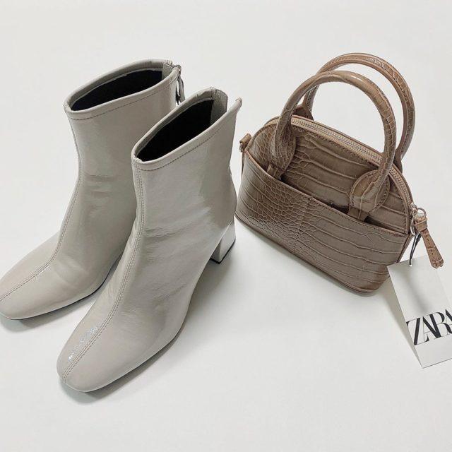 【ZARA】秋のマストアイテム!おすすめ「ブーツ」3選