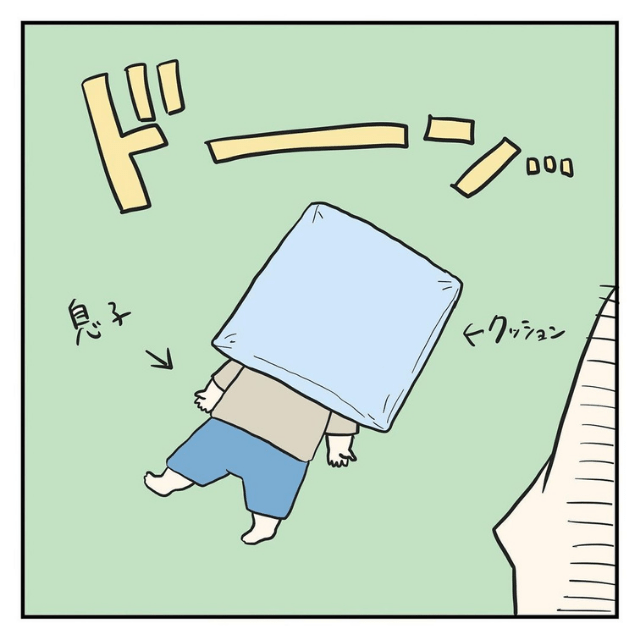 【#24】「ママー!!助けてー!!」と息子が叫ぶので駆けつけた結果→「いや、尊っ…!」